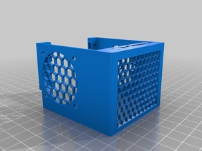 LED Hotendcover for Anycubic I3 Mega