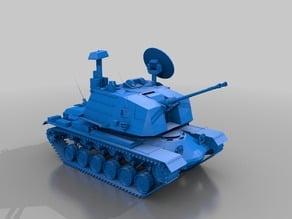 Sgtyork tank