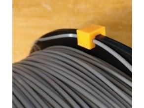 Monoprice PLA Plus Filament Clips