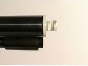 Weihrauch HW97 silencer adapter
