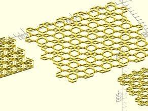 Symmetrical triangle generator