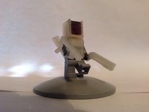 Lego Destiny Titan Set