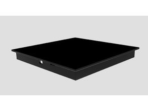 Loxone touch pure costum/replacement front