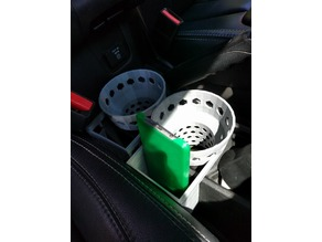 Jeep Cup Adaptor with Smartphone Pocket
