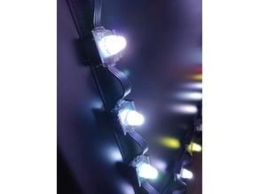 WS2801 IP68 LED Holder (Lightberry TV ambient light)