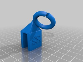 Filament Guide Anet 8 SS