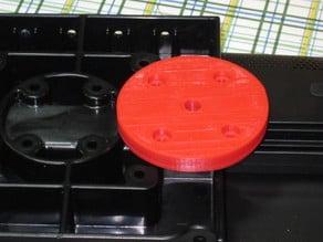 Netbook Tough Tray II tripod adaptor
