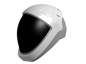 SpaceX Helmet
