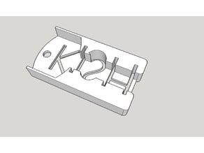 Kish Keyring