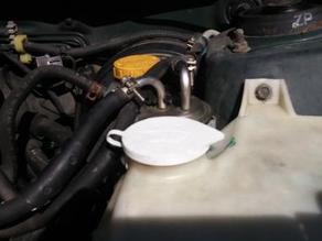 2000 Subaru Forester winshild washer cap