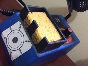 Sponge box for Toyo TS-900 soldering station