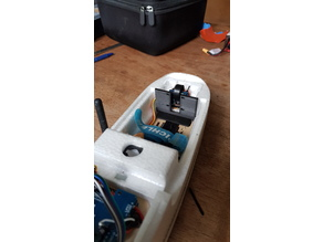 runcam split mini nano talon battery protection