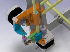 Z axis adjustable endstop - Prusa i3