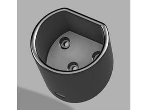IEC 62196 Type 2 plug holder