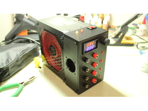 Variable Bench Power Supply (ATX)