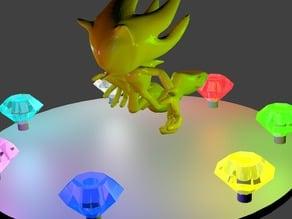(work in progress)Super Sonic the Hedgehog