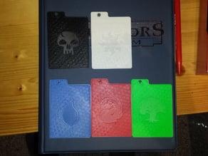 MTG card divider