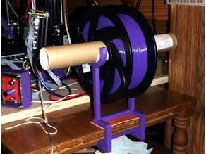 YAFSH - Yet Another Filament Spool Holder