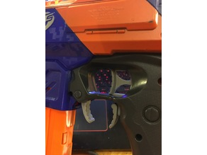 Rapidstrike triggers & mag release for Kelly Industry's PCB board