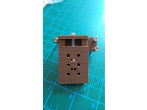 Anet A8 Bed Level Sensor Connector