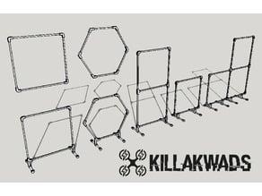 The KillaKwads Conduit Whoop Gate Project