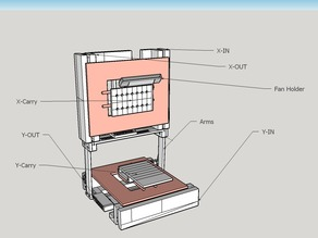 LiBu Mini Laser Engraver