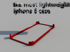 ultimate lightweight iphone 6 case
