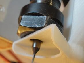 CNC Sieg KX1 vacuum suction