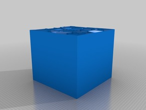 Voronoi Cube Calibration