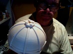 Cupulas de 13 Exinios de diametro
