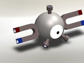 Magnetilo Magnemite Paper Clip Holder