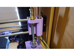 AM8 X Axis Holders