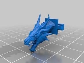 Dragon Head Slide-In Keycap