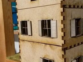 28 mm laser cut house bolt action 20th century