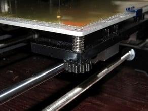 Alunar 508 Prusa i3 Bed Leveling Upgrade