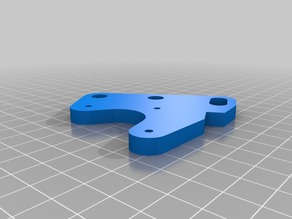 y axis mount for prusa mendel