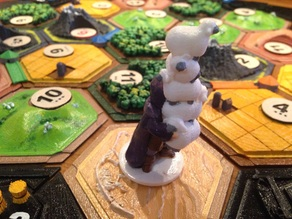 Stack o' Sheep Catan Robber