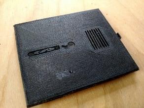 Radio Shack TRS-80 Model 100 Battery Cover