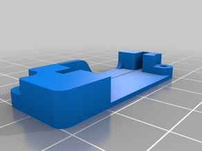 WPL Servo mount for SG90 servo