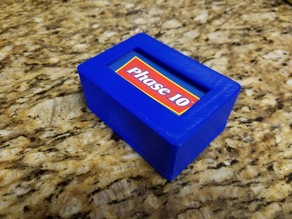 Phase 10 Card Box (Remixed)