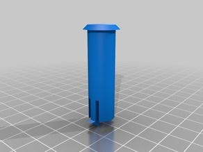 Customize round plug