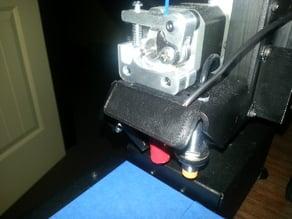 LED Holder for Printrbot Simple Metal
