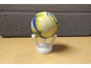 Super / Stress Ball Stand