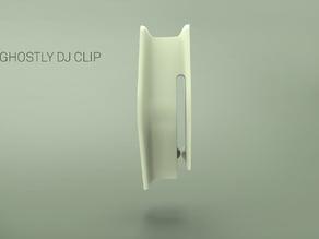 Ghostly DJ clip