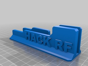 Vertical Stand for the Hack RF One