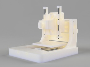 3D Printable Pocket Size CNC Drawing Machine- V.2