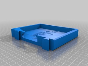 Bigger tray for AR15 loader