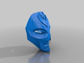 Dragon Priest Mask Wearable