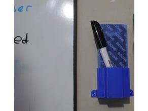 Dry-Erase Board Eraser & Pens Holder