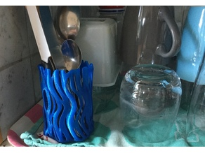 cutlery drying rack thing